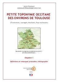 Toponymie des pays occitans - Bénédicte Fénié,Jean-Jacques Fénié